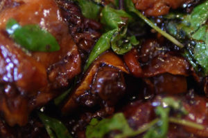 3 cups Chicken