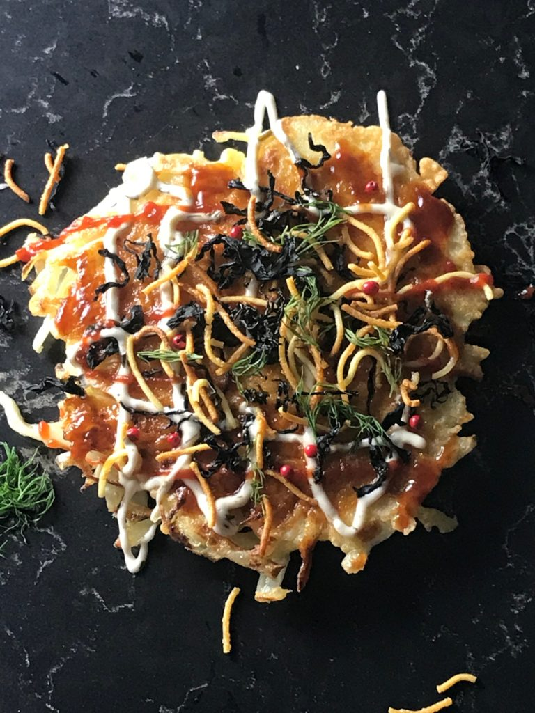 Okonomiyaki_galettejaponaise